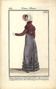 Walking Dress, 1820