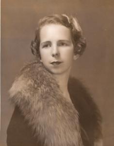 Elsa, Studio Portait ca 1935