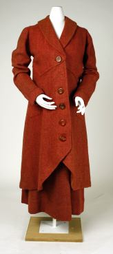 Suit, 1914-1918. MMA