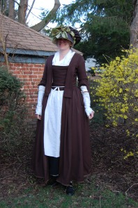 The Brown Gown, which I do actually like