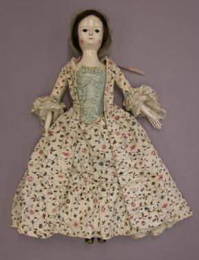 Doll, 1763. V&A, T19.36, T19P.36