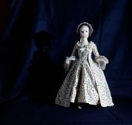 Here she is from the V&A, ca. 1760, T.19-1936