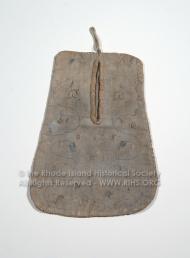 Child's Pocket, 1720-1760. RIHS 1985.1.9.