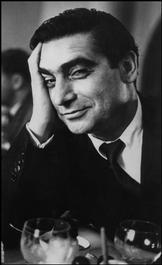 Robert Capa, American, b. Budapest 1913 - d. Indochina 1954