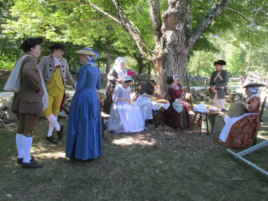 The Countryside at War, Hartwell Tavern, MMNHP, August 24, 2013