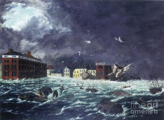 The Great Gale of 1815