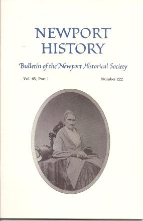 Newport History, V 65, Part 1. Number 222.