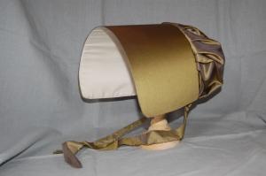 'Quaker' bonnet, view two.