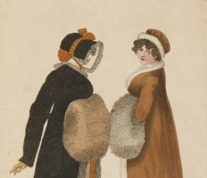 Fashion Plate: Promenade Dresses, 1801. Museum of London. 2002.139/1397#sthash.YsOpwKG2.dpuf