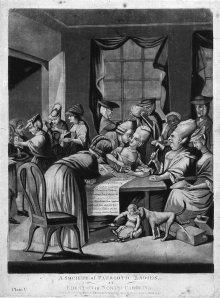 The Edenton Tea Party