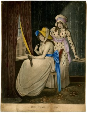 The Frail Sisters, 1794
