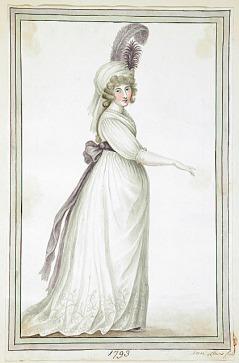 Ann Frankland Lewis, 1793. LACMA