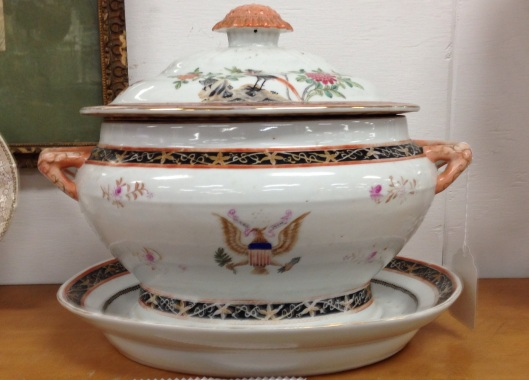 Tureen in the wild
