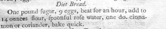 recipe for diet bread