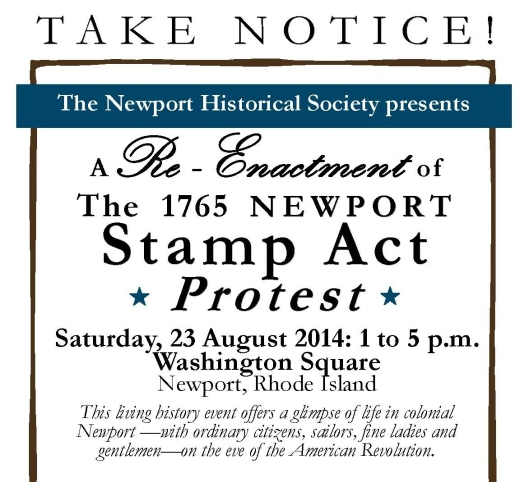Stamp Act Social Media Image