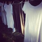 Washing, wearing, and airing