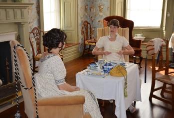 Alice receives the mantua maker's letter