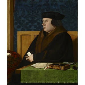 Thomas Cromwell, Hans Holbein the Younger. The Frick Collection,1915.1.76
