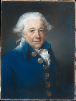 William Man Godschall by John Russell, Pastel on paper, laid down on canvas, 1791. Metropolitan Museum of Art, 61.182.1