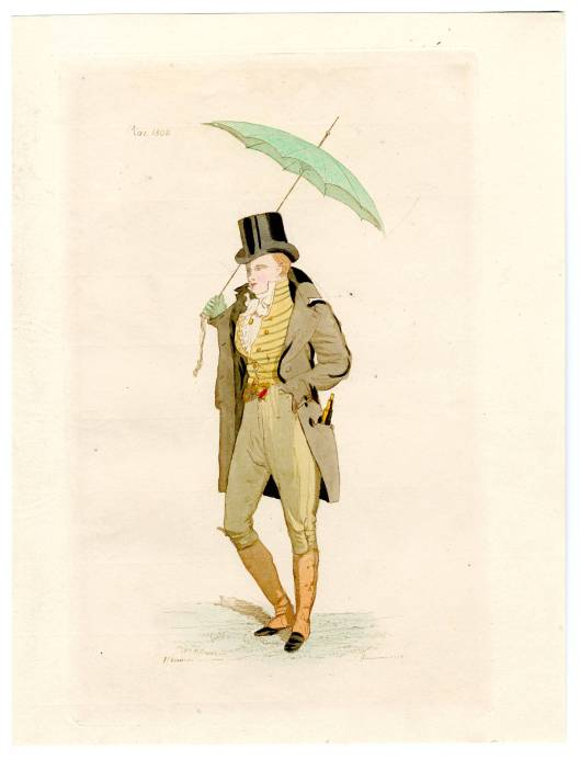 May, 1802. Gift of Woodman Thompson, Costume Institute Fashion Plates, Metropolitan Museum of Art