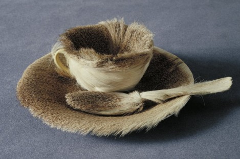 Meret Oppenheim Object Paris, 1936 Museum of Modern Art, NY. 130.1946.a-c