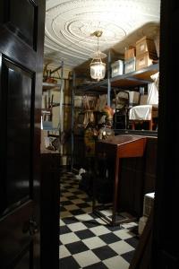 Storeroom, Rhode Island Historical Society. RHix17 399