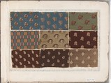 Textile Sample Book, British, 1780. MMA156.41 P34