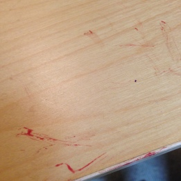A bloody, messy business
