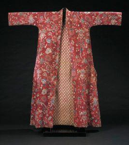 Banyan, 1750-1775. T.215-1992, V&A Museum
