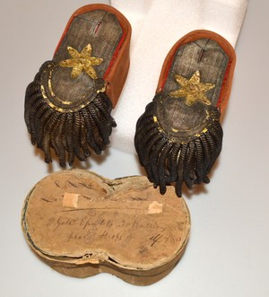 General's Epaulets of William Clark. Missouri Historical Society. 1924-004-0006