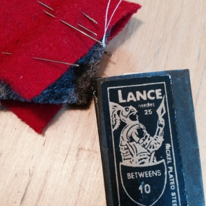 Lance needles: the best I've used.