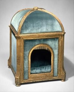 Dog kennel, by Claude I Sené, 1775-1780. Metropolitan Museum of Art, 1971.206.18
