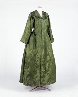 Banyan or wrapping gown