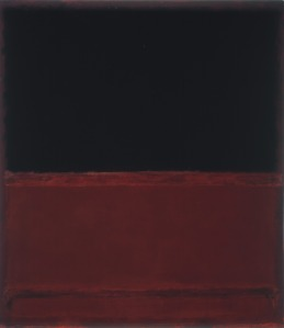 No. 22 (Untitled), 1961, oil and acrylic on canvas by Mark Rothko, 1961. Collection Albright-Knox Art Gallery, Buffalo, New York, Gift of The Mark Rothko Foundation, Inc., 1985 1985:9