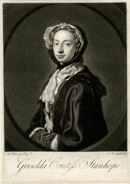 18th century clothing | Kitty Calash